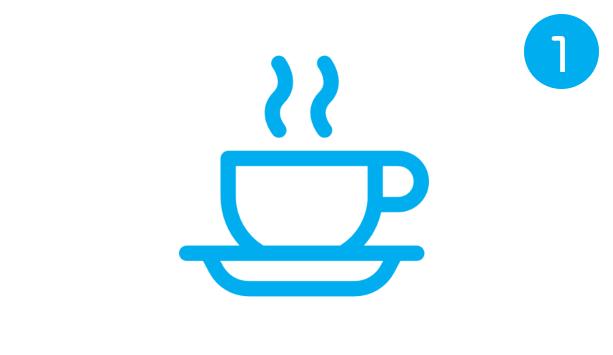 Rovecom OpMaat koffie met de consultant
