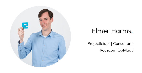 Elmer Harms Projectleider