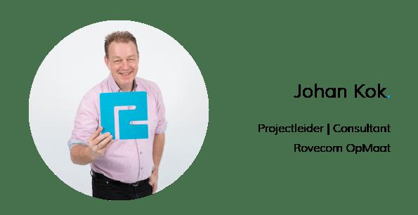 Johan Kok consultant Rovecom OpMaat