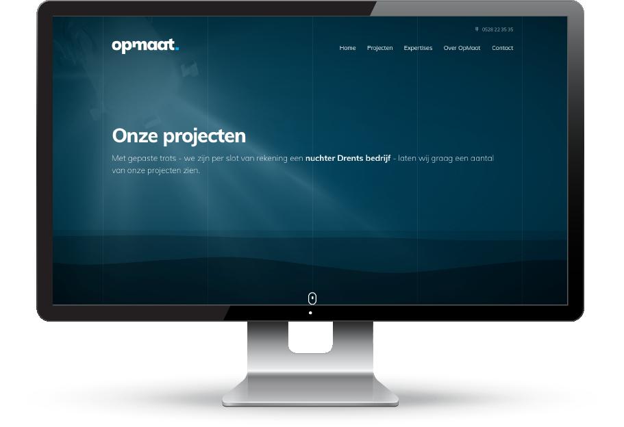 Onze projecten maatwerksoftware
