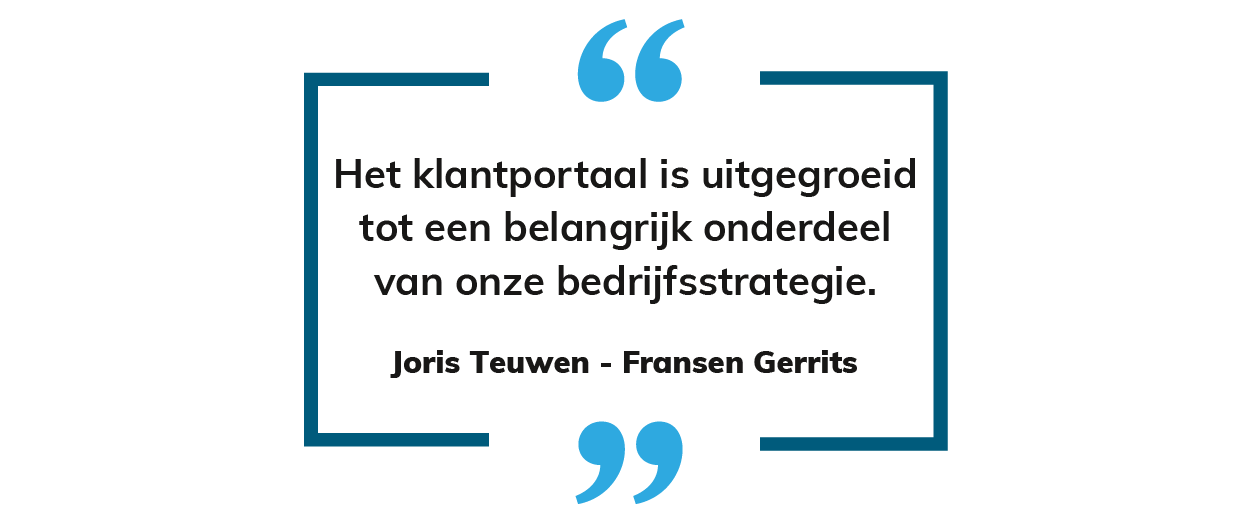 Quote Joris Teuwen NL